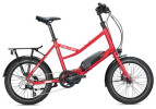 E-Bike FALTER E COMPACT 2.0 / red-grey