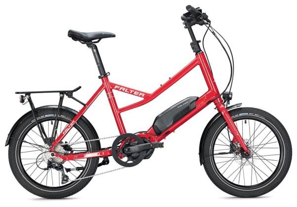 E-Bike Falter E COMPACT 2.0 / red-grey 2020