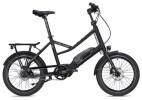 E-Bike Falter E COMPACT 1.0 / black-grey