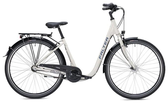 Citybike FALTER C 2.0 Comfort / cream 2020