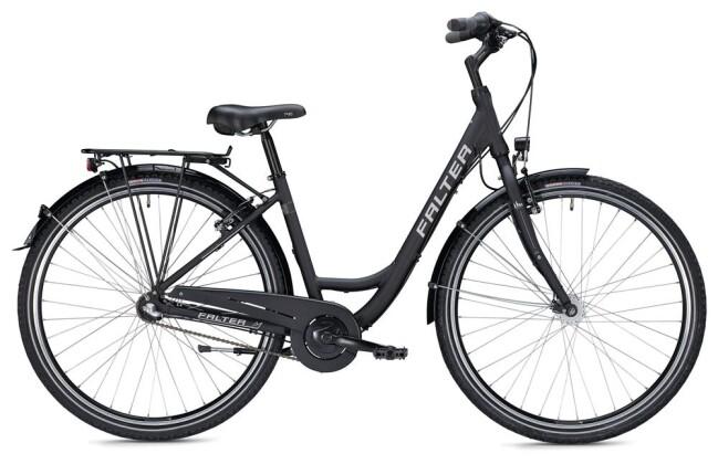 Citybike FALTER C 2.0 / black 2020