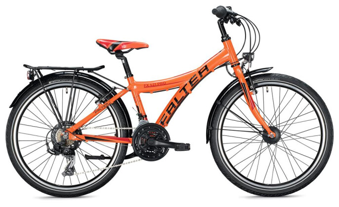 Kinder / Jugend Falter FX 421 PRO Y-Typ / orange-red 2020