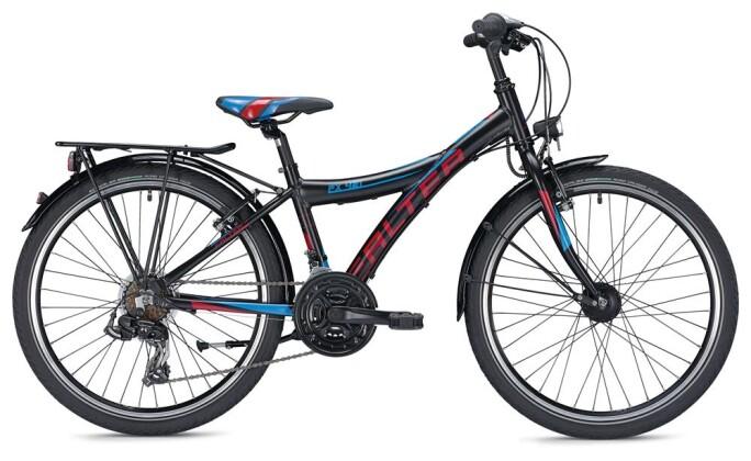 Kinder / Jugend Falter FX 421 PRO Y-Typ / black-blue 2020