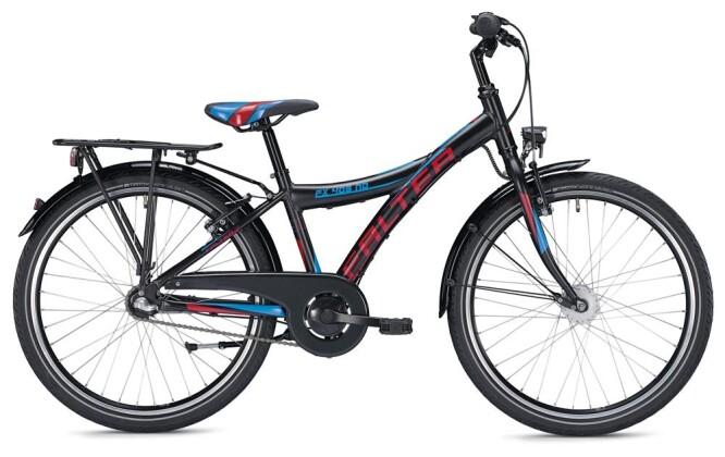 Kinder / Jugend FALTER FX 403 ND Y-Typ / black-blue 2020