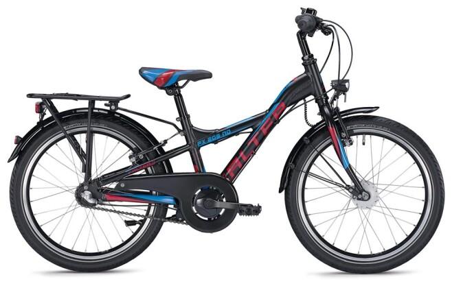 Kinder / Jugend Falter FX 203 ND Y-Lite / black-blue 2020
