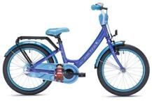 Kinder / Jugend Falter PIRAT / blue-white 28cm