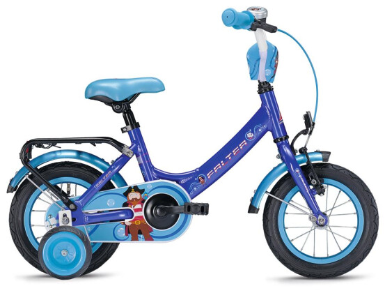 Kinder / Jugend Falter PIRAT / blue-white 2020