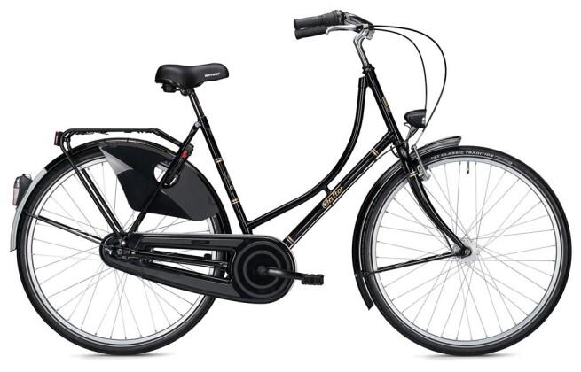 Hollandrad Falter H 3.0 Classic / black 2020