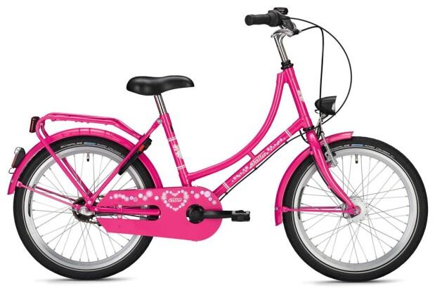 Kinder / Jugend Falter HOLLAND KIDS Classic / pink 2020