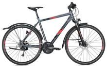 Trekkingbike MORRISON X 3.0 Herren / anthracite-red