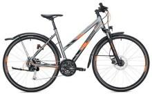 Trekkingbike MORRISON X 2.0 Trapez / grey-orange