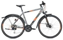 Trekkingbike Morrison X 2.0 Herren / grey-orange