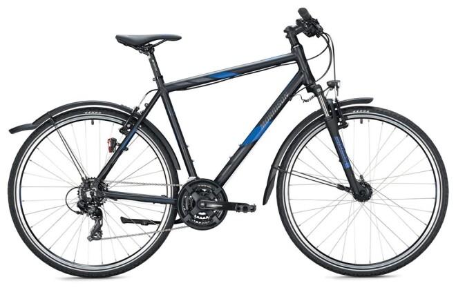Trekkingbike Morrison X 1.0 Herren / black-dark blue 2020