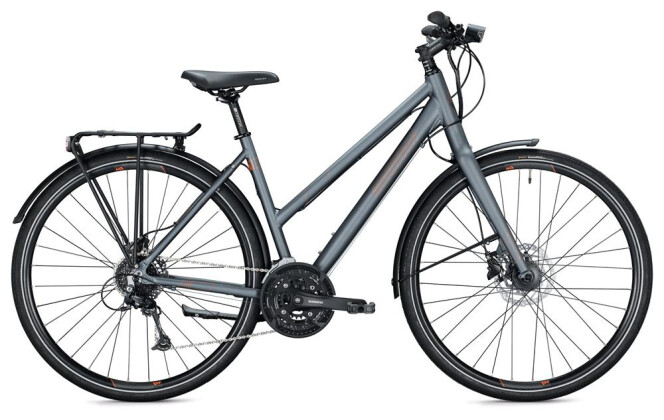 Trekkingbike Morrison S 5.0 Trapez 2020