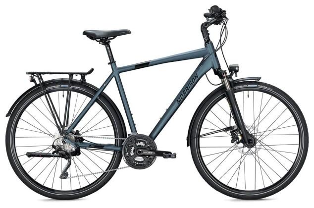 Trekkingbike Morrison T 7.0 Herren / dark blue-black 2020