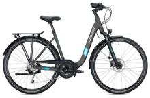 Trekkingbike MORRISON T 5.0 PLUS Wave / titanium-blue