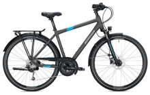 Trekkingbike Morrison T 5.0 PLUS Herren / titanium-blue