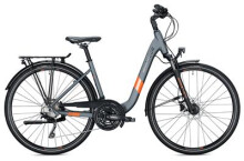 Trekkingbike MORRISON T 5.0 Wave / grey-orange