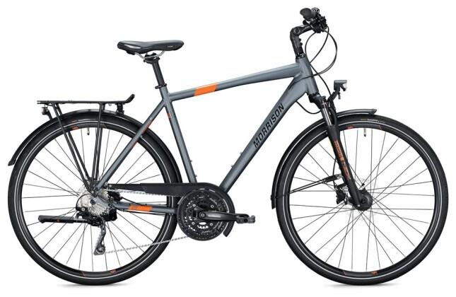 Trekkingbike Morrison T 5.0 Herren / grey-orange 2020