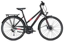 Trekkingbike Morrison T 4.0 Trapez / black