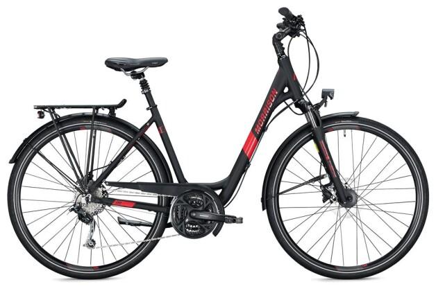 Trekkingbike Morrison T 4.0 Wave / black 2020
