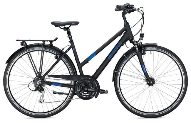 Trekkingbike Morrison T 2.0 Trapez / black 2020