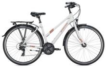 Trekkingbike Morrison T 1.0 Trapez / white