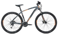 "Mountainbike MORRISON BLACKFOOT 29"" / anthracite-neon orange"