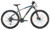 "Mountainbike Morrison BLACKFOOT 27,5"" / anthracite-neon orange"