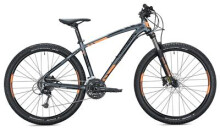 "Mountainbike MORRISON BLACKFOOT 27,5"" / anthracite-neon orange"