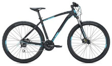 "Mountainbike MORRISON COMANCHE 29"" / black-neon blue"