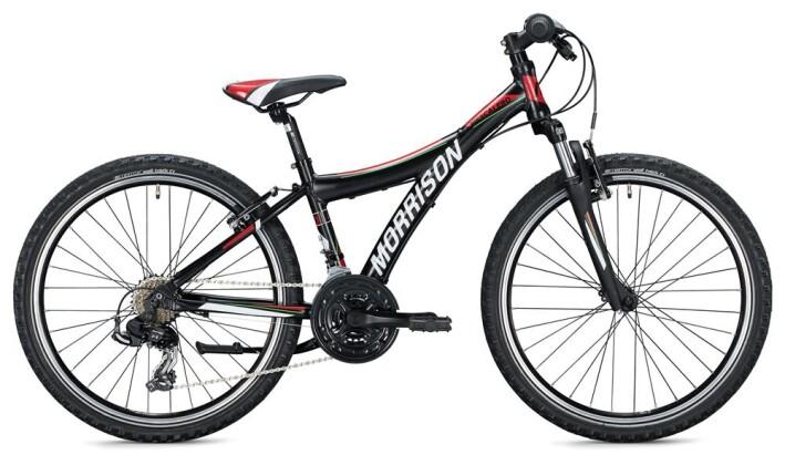 Kinder / Jugend Morrison MESCALERO X24 Y-Typ / black-red 2020