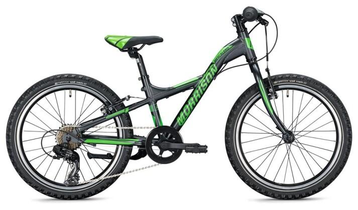 Kinder / Jugend Morrison MESCALERO X20 Y-Lite / anthracite-neon green 2020