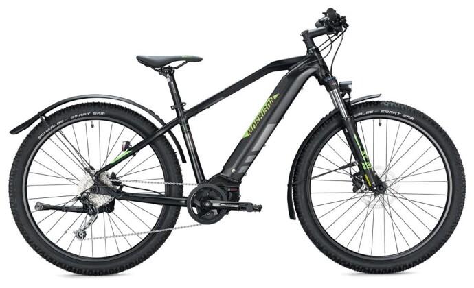 "E-Bike MORRISON CREE 27,5"" / black-neon green 2020"