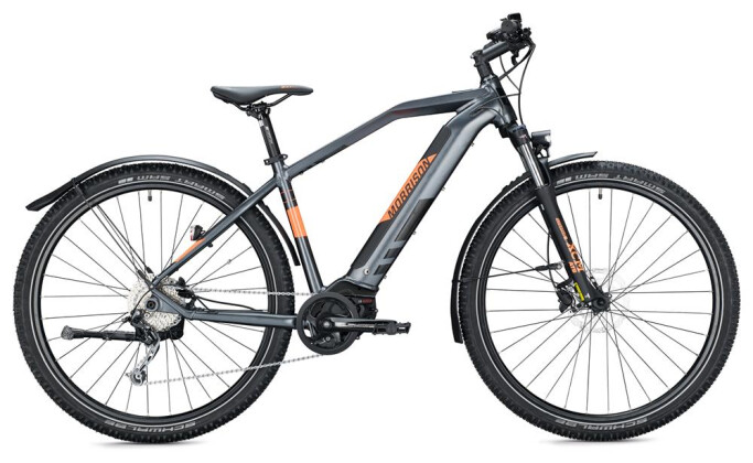 "E-Bike MORRISON CREE 29"" / anthracite-orange 2020"