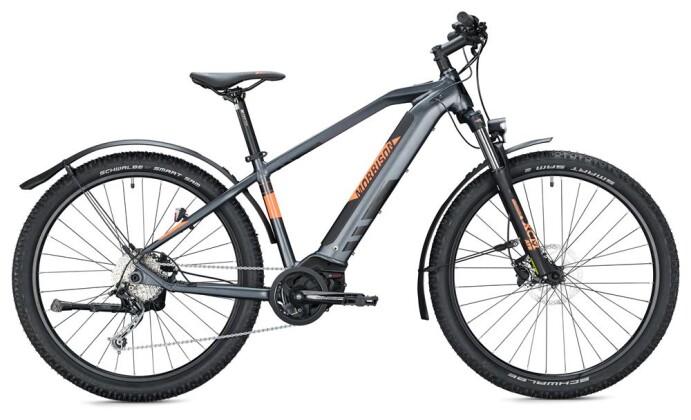 """E-Bike Morrison CREE 27,5"""" / anthracite-orange 2020"""