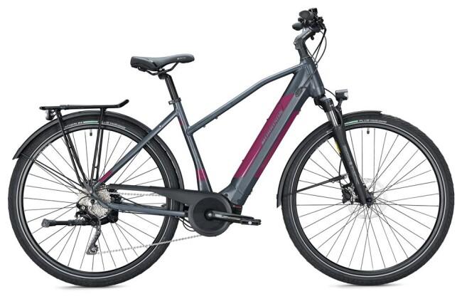E-Bike Morrison E 7.0 Trapez / grey metallic-berry 2020