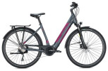 E-Bike MORRISON E 7.0 Wave / grey metallic-berry
