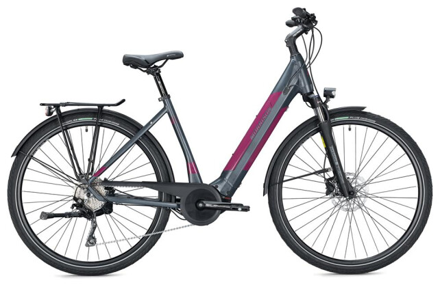 E-Bike Morrison E 7.0 Wave / grey metallic-berry 2020