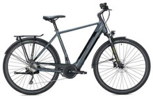 E-Bike MORRISON E 7.0 Herren / grey metallic-black