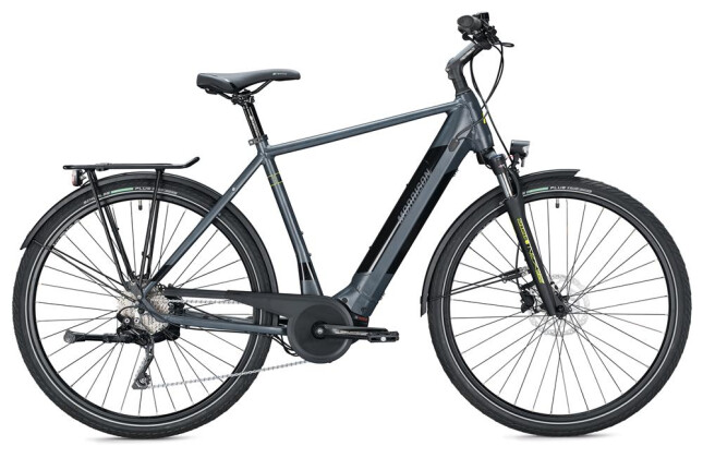E-Bike MORRISON E 7.0 Herren / grey metallic-black 2020