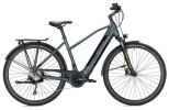 E-Bike Morrison E 7.0 Trapez / grey metallic-black