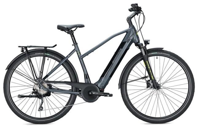 E-Bike MORRISON E 7.0 Trapez / grey metallic-black 2020