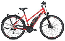 E-Bike MORRISON E 6.0 500 Trapez / red