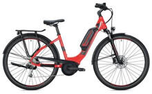 E-Bike MORRISON E 6.0 500 Wave / red