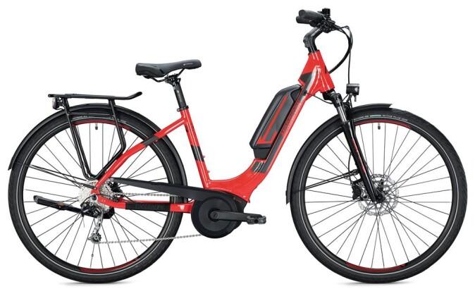 E-Bike Morrison E 6.0 500 Wave / red 2020