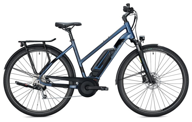 E-Bike MORRISON E 6.0 500 Trapez / dark blue 2020