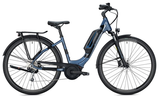 E-Bike Morrison E 6.0 500 Wave / dark blue 2020