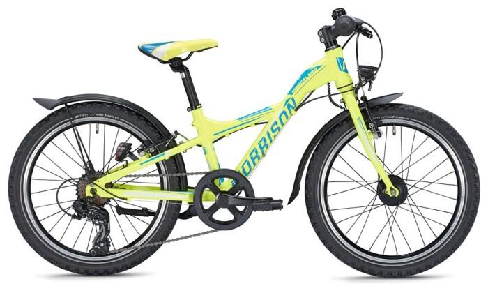 Kinder / Jugend Morrison MESCALERO S20 Y-Lite / neon yellow-dark blue 2020