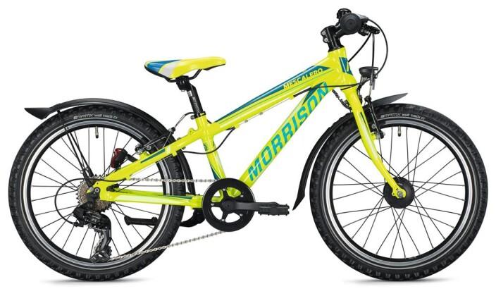 Kinder / Jugend Morrison MESCALERO S20 Diamant / neon yellow-dark blue 2020